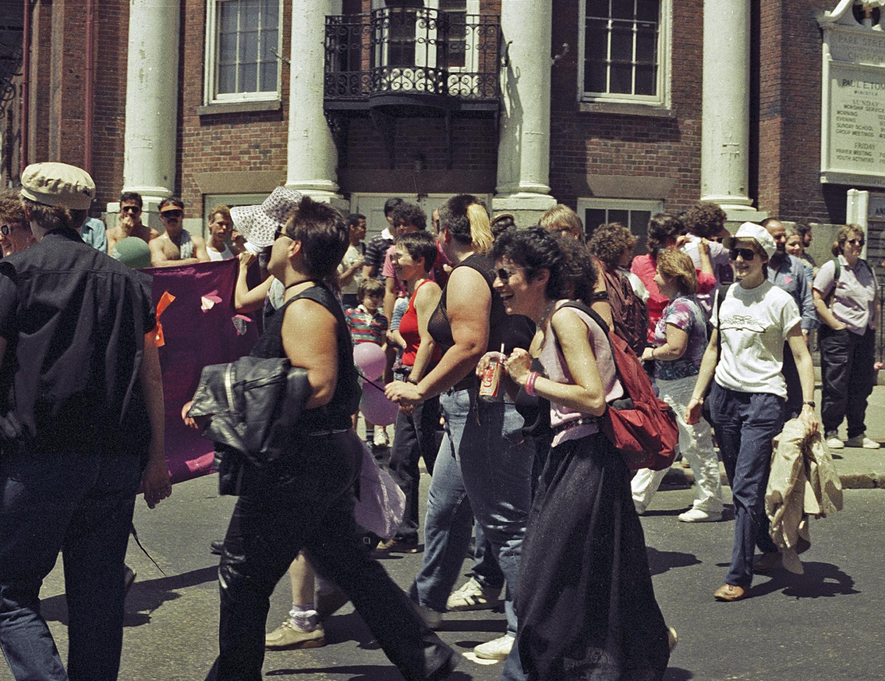 Gay Pride Boston - 1