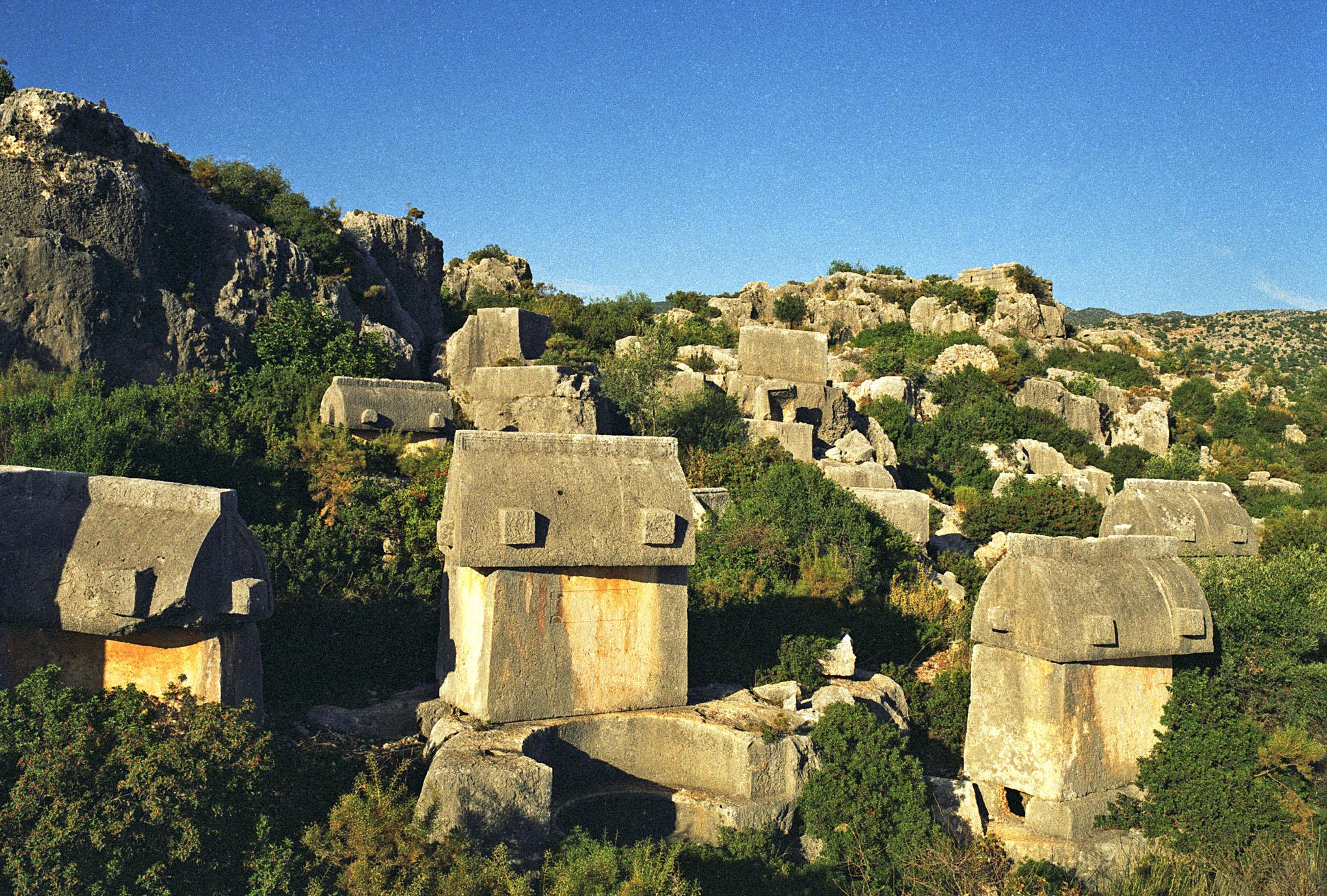 Ancient Turkey - 1