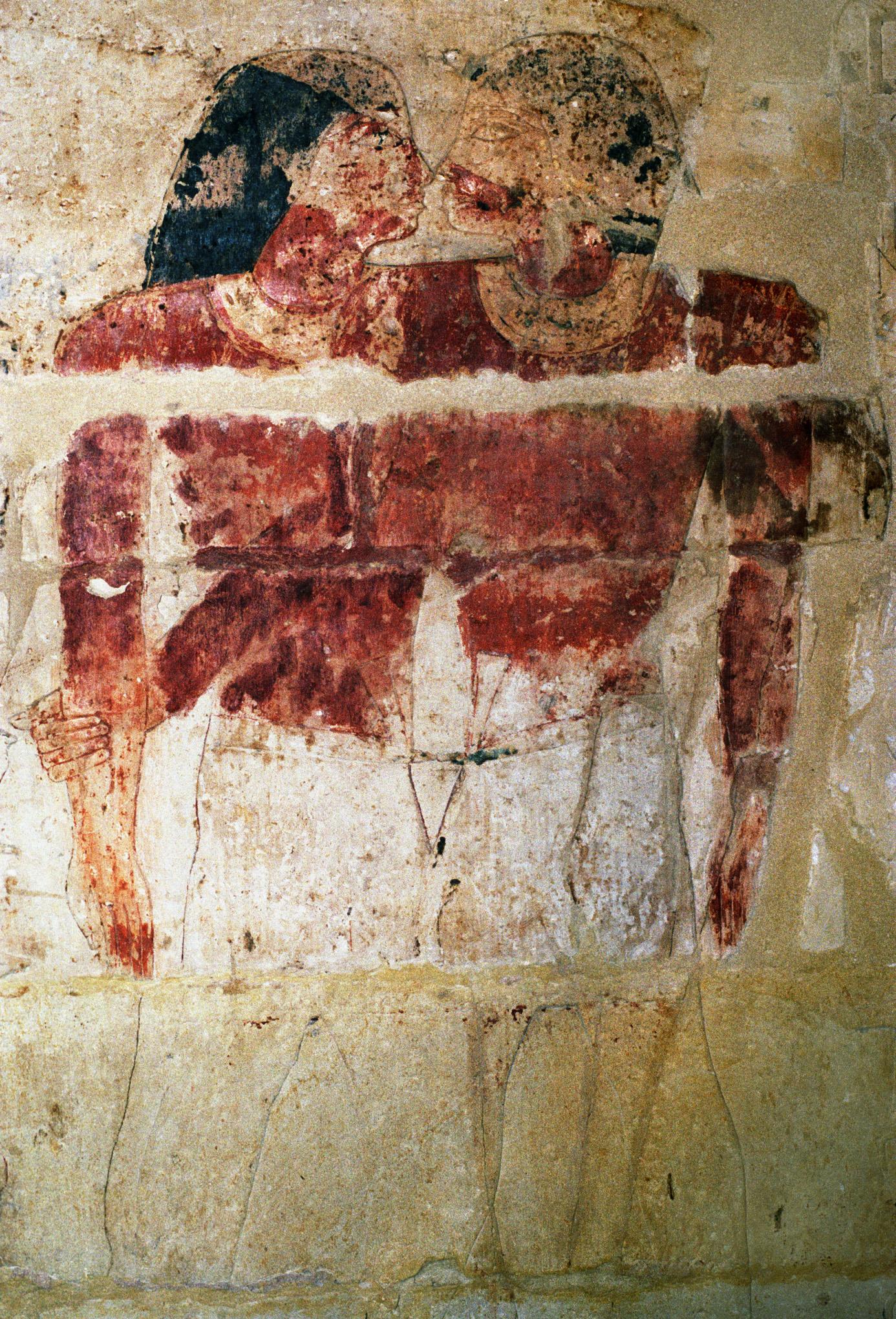 Ancient egypt saquarra gay tomb 3
