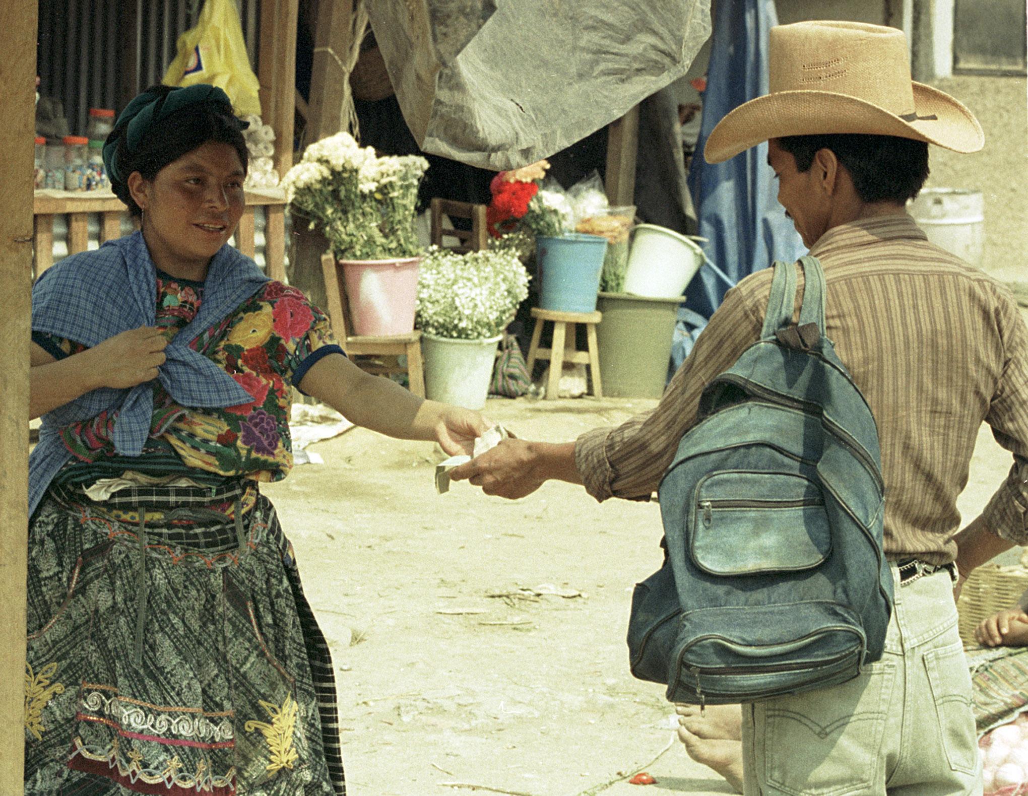 Guatemalans - 1