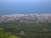 View of Melilla from Mt. Gourougou - 2