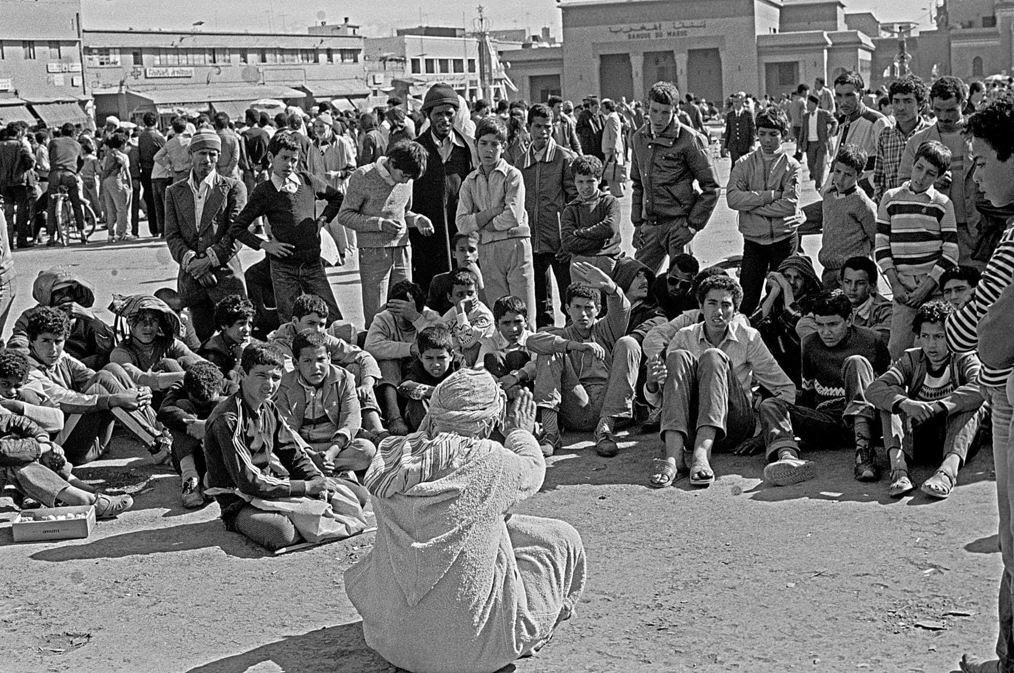 Moroccans: Boys & Young Men - 1a