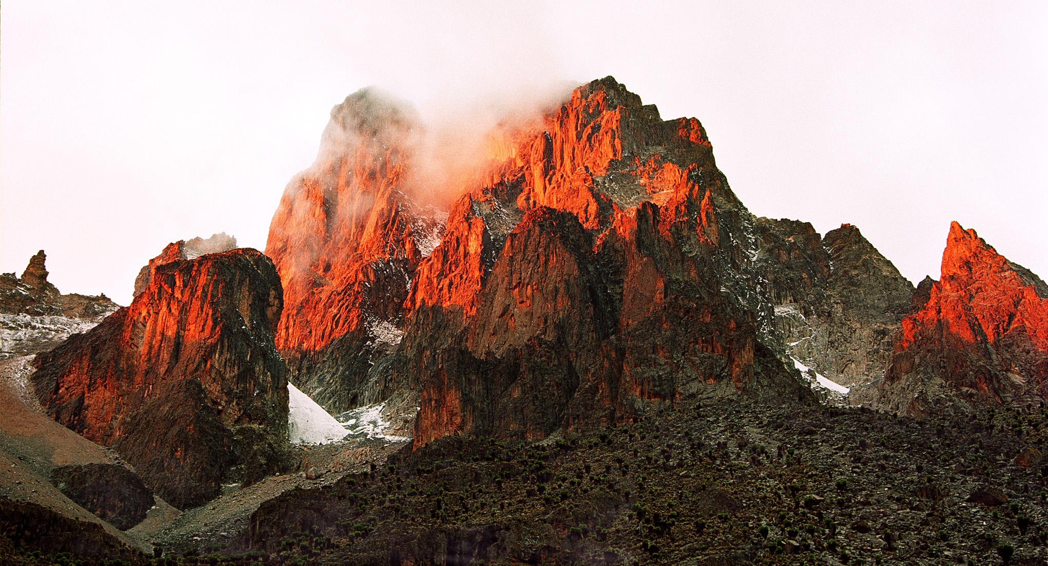 Mount Kenya | Jearld Moldenhauer