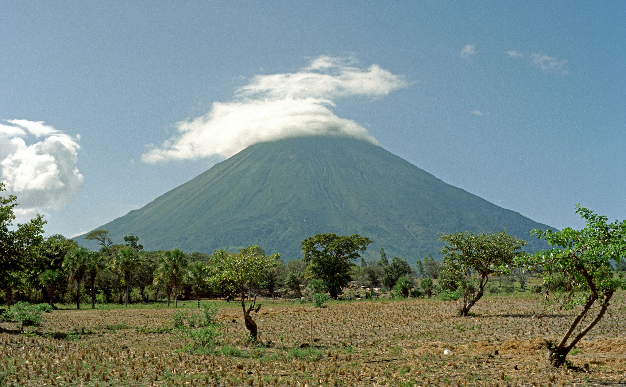Volcan Conception, Ometepe Island