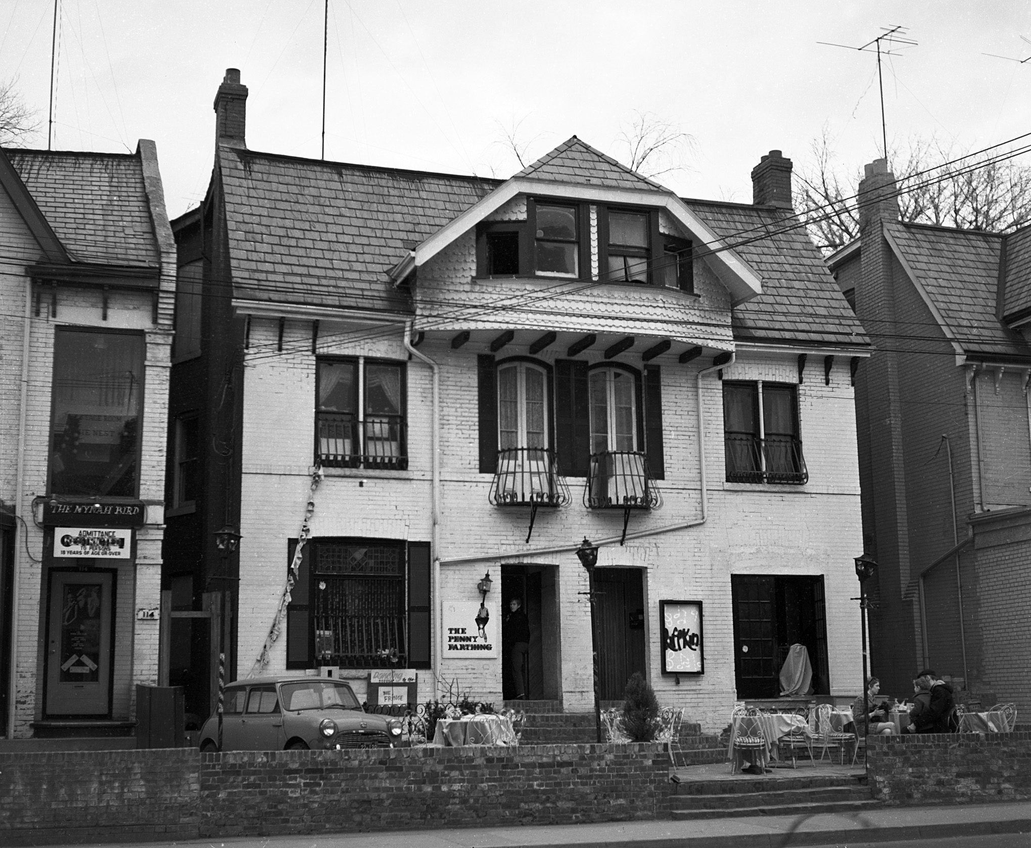 Toronto 1968 - 1973: Places - 1