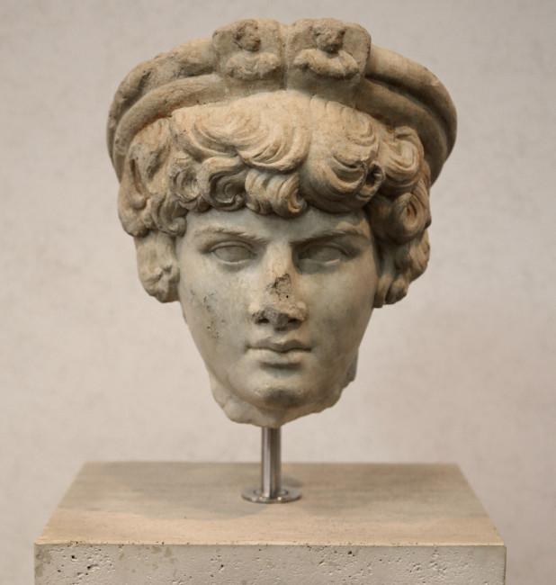 Antinous Ostia 130-138 AD