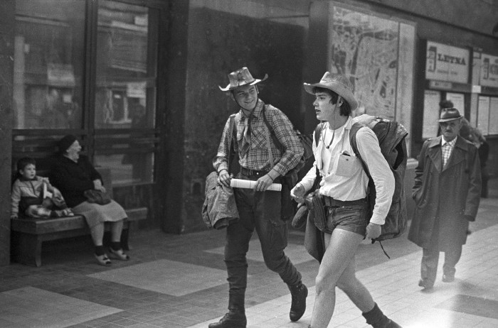 Two Czech 'Cowboys'