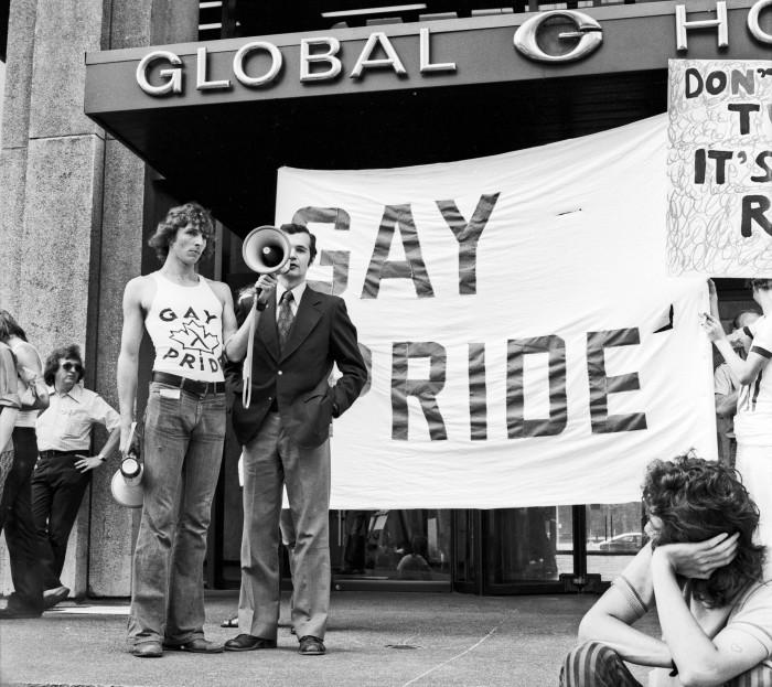 Toronto Gay Pride 1972