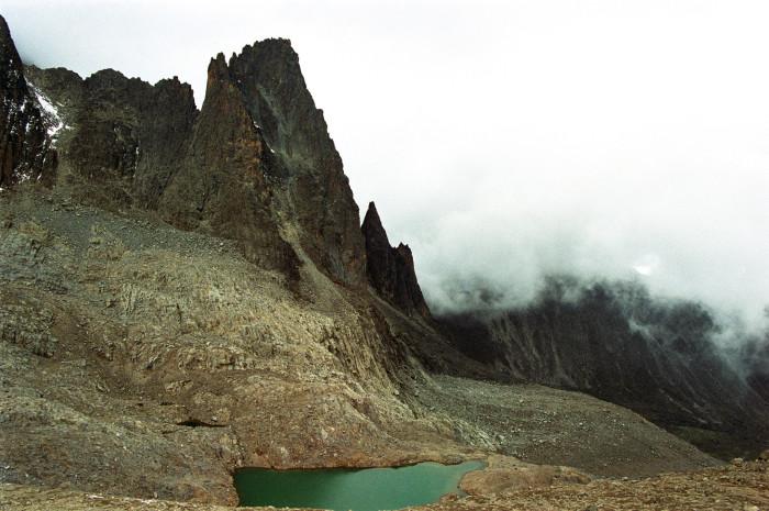 Mt. Kenya Landscape