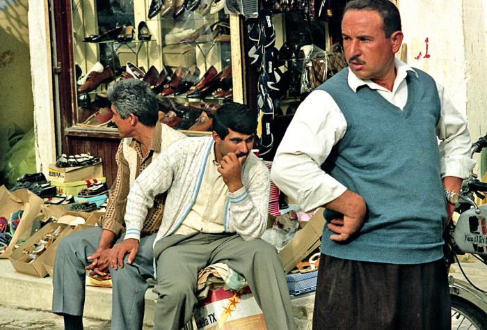 Body Language in Turkey